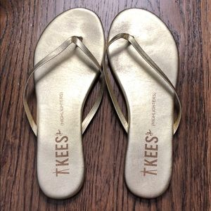 Tkees highlighter sandals
